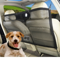 Vehicle Pet Net BarrierDog Safety Isolation Net Fit Cars,Van,SUV's