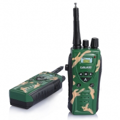 Kids Walkie Talkie 65 Feet Range Pretend Interactive Play Toy Camouflage(1 Pair) green one size