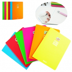 Journals Diary Classic Writing Notebook Paper Multicolor Lined Pages Soft Copy 40 Pages 1 one size