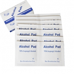 Alcohol Prep Sterile Wipe Pad Multi Purpose Super Soft Cloth 1 pack of 1