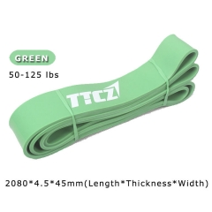 Exercise Resistance Loop Bands Crossfit Strength Weight Training Fitness Yoga green one size
