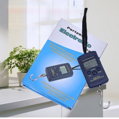 Electronic Hanging Digital Weight Scale Portable Luggage Scale for Travelling Airport