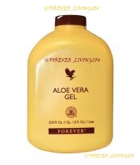 Aloevera gel drink translucent