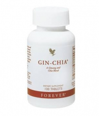 Gin-Chia Tablets white