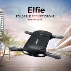 Mini Drone JJRC H37 Altitude Hold W/HD Camera WIFI FPV Selfie Foldable Headless RC Quadcopter Drone black H37