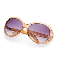 Fashion Cat Eye Sunglasses Women Brand Designer Retro Pierced Female Sun Glasses oculos gey yjmh104