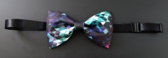 Formal Business Polyester Bow Tie Fashion  Printed Bowtie Tie  Business Wedding Men Neckties bule ons  size