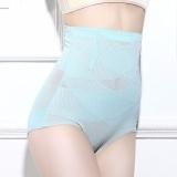 3D Body Shaper High-Waist Slimming Corset Anti-Bacte High Q Shapewear(Green) Green 3XL