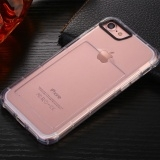 4 PCS Iphone7 Plus mobile phone shell, airbag anti drop shell Multicolor One Size