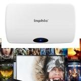 TV BOX 8G British Fick I10 quad core network set-top box HD player wireless  White One Size