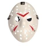 4 Pcs Prajna death mask Jason surface saw the movie theme fancy dress party mask Multicolor One Size