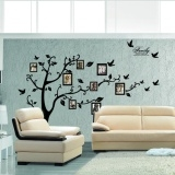180 X 250 cm Wall stickers creative photo wall stickers PVC waterproof decorative painting sticker Multicolor