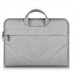 Apple laptop bag handbag briefcase For products MacBook Air Macbook Pro gray 11.6 inch