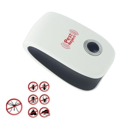 Electronic Pest Repellent Multi-Purpose Ultrasonic Pest Repeller Reject Rat Mouse Anti Mosquito