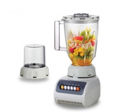 Electric Blender Fruit Juice Blender Mixer for Kitchen Grinder Electric Blender Food Processor white
