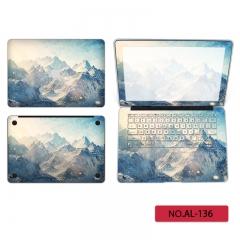 Apple Mac 12-inch Sticker Premium Vinyl Skin AL-136