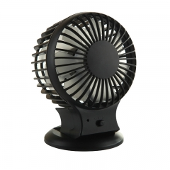 Portable Rechargeable Mini USB Fan For Home and Office black