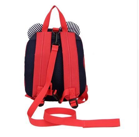 Aged 1-3 Kids baby bag Anti-lost toddler backpack cute animal dog children  backpacks kindergarten school bag mochila escolar. image image image image  image ... 1054cddb89eff