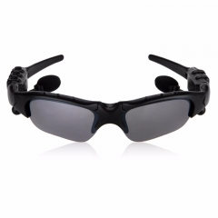 Sunglasses Wireless Bluetooth Headphone Telephone Driving earbuds with Mic  For iPhone Smartphone black #01