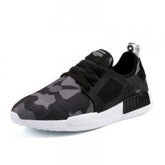 Men non-leathe Casual Shoes Spring Autumn summer Footwear Zapatillas Hombre chaussures homme black US6.5