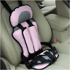 infant Safe Seat Portable Children's Chairs Updated Version Thickening Sponge Kids Car Seats #01 one size