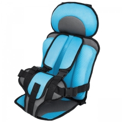 infant Safe Seat Portable Children's Chairs Updated Version Thickening Sponge Kids Car Seats #04 one size