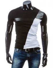 Man Casual T-shirt Men Cotton T Shirt Military Mens T Shirts Fashion Tees #01 M