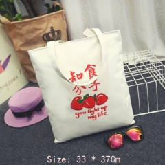 Shopping Bag Leisure Beach Bag Student Shoulder Bag Daily Use Handbag Large Capacity Tote Bag #01 one size