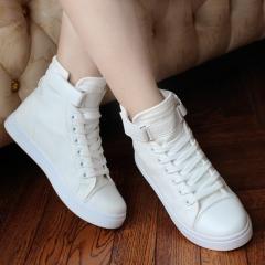 Women Shoes Espadrilles Spring Autumn Women's Flats Lace Up Casual Shoes For Female white 35(women)