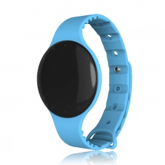 intelligent Wear wristband Bluetooth Pedometer movement health Couple wristband Andrews iOS General blue One Size