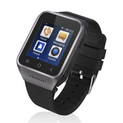 intelligent Mobile phone Watch phone information Synchronize Step Heart rate Bluetooth wristband black one size
