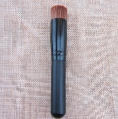 HN-1 piece/Set New BB cream concave foundation liquid brush nylon hair Women Makeup tools Bags Gifts Black
