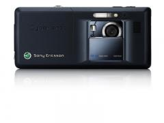Sony Ericsson K810 K810i Mobile Phone 3.2MP Mp3 Mp4 FM black