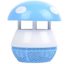 Photocatalyt Mosquito Killer Mole Repeller Electric Anti Mosquito Mole Rodent Repeller Lamp -Blue