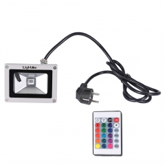 Lightme AC 85 - 265V 5W LED Flood Light silvery 5w