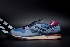 Reebok Womens Mens Casual Shoes GL6000 Sports Shoes Running Shoes Reebok Classical Walking Shoes navy blue 36