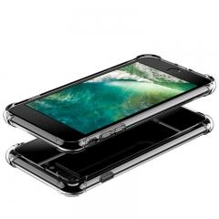 Shockproof Case For Xiaomi MIX MI5 5S Plus MI6 Plus Redmi 4 4A 4X 4 Pro Note 3 Case Clear Soft Cover clear For Xiaomi MI6