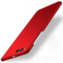 MI6 MI5 5S Cases Ultra Slim Hard Plastic Back Case For Xiaomi Mi 6 Redmi Note 4X Mi 5S Mi5 Cover red for xiaomi 5s