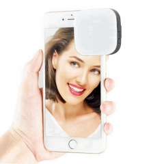 Godox Portable Selfie LED Light Square Flash Fill Light for Iphone Smartphone High Quality as picture