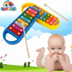 Baby toys hand knock piano music toys for kids boys children toys Random one size
