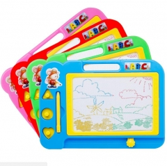 Childrens Kids Magnetic Drawing Board Toy Sketch Pad Writing Craft random one size