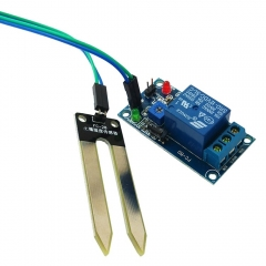 12V Soil Moisture Sensor And Automatic Watering System blue one size