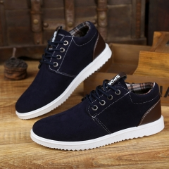 2017 Hot Sale Men Shoes,Hight Quality Rubber Wearable Bottom Shoes,  Men Breathable Casual Shoes blue 44