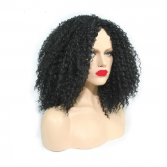 2017 New Style African Headgear Wigs for Lady