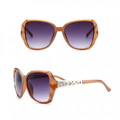 Women's Sunglasses Vintage Oversized Or Modern Glasses WS008 orange 5101