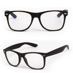 Computer Gaming Reading Glasses with Magnification and Anti Blue Light Anti Glare UV400 black 001