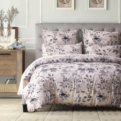 Standard 3 Piece Duvet Cover Set Printed Duvet Cover Set with Ultra-Soft Microfiber Navy one colour twin