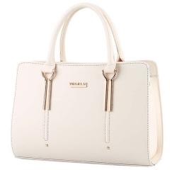 Aitesen Women Handbag Novel  Generous Simple One Size white 33*10*23cm