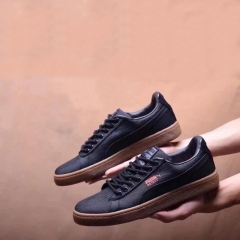 Men's shoe lovers a variety of color low to help popular women's shoes black 39