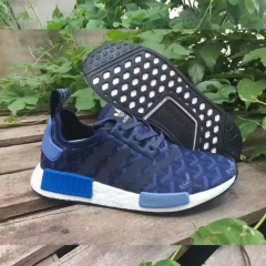 Size stylish sneaker flat blue men and women are more suitable for lovers blue 40
